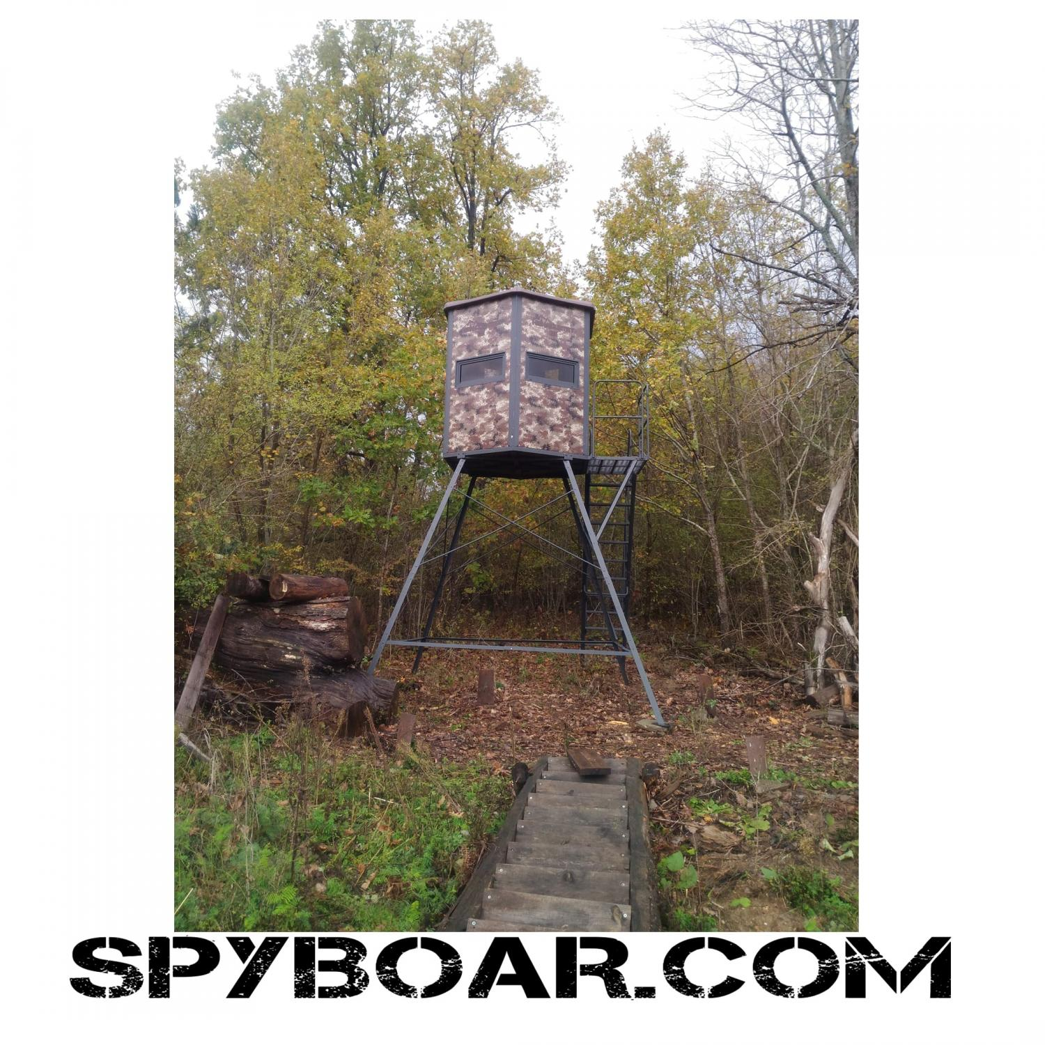 Hawk S High Country Hex Vision Blind
