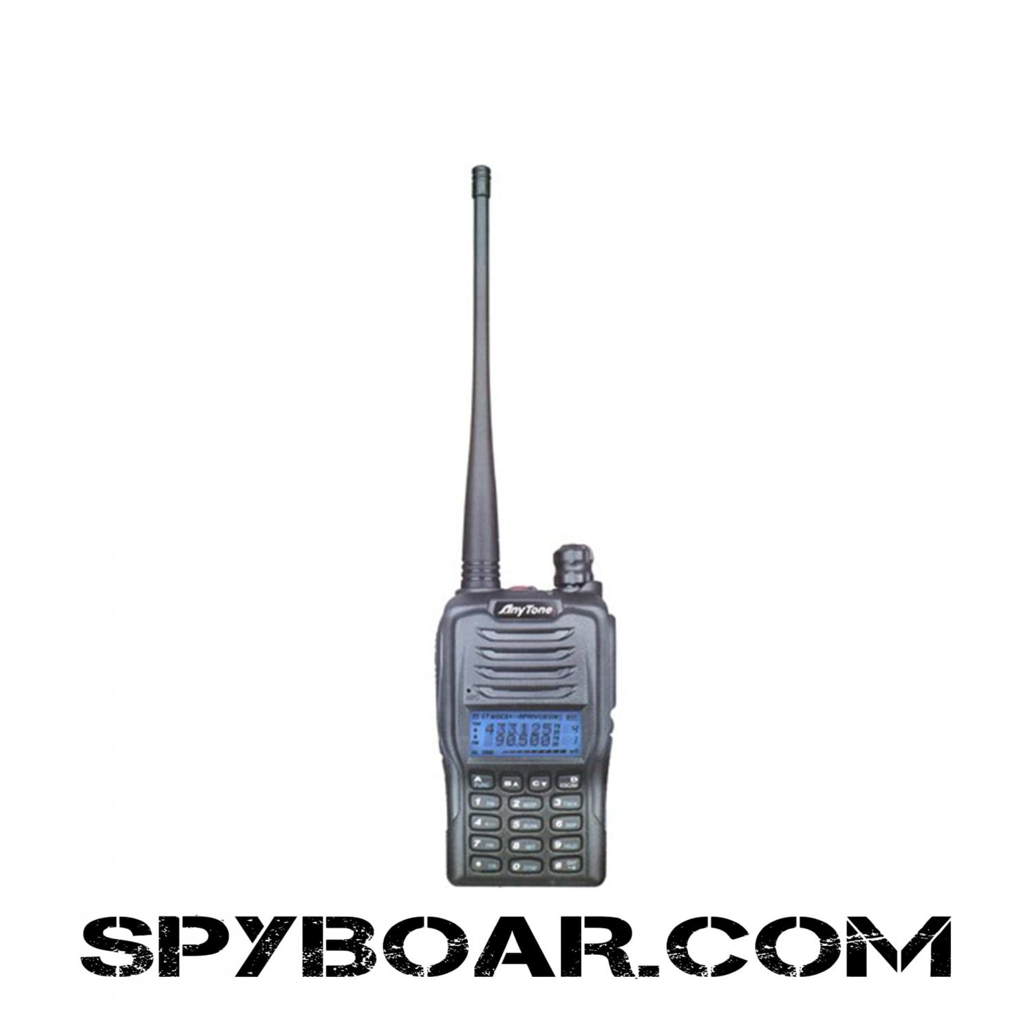 Radio station AnyTone AT-288G with display