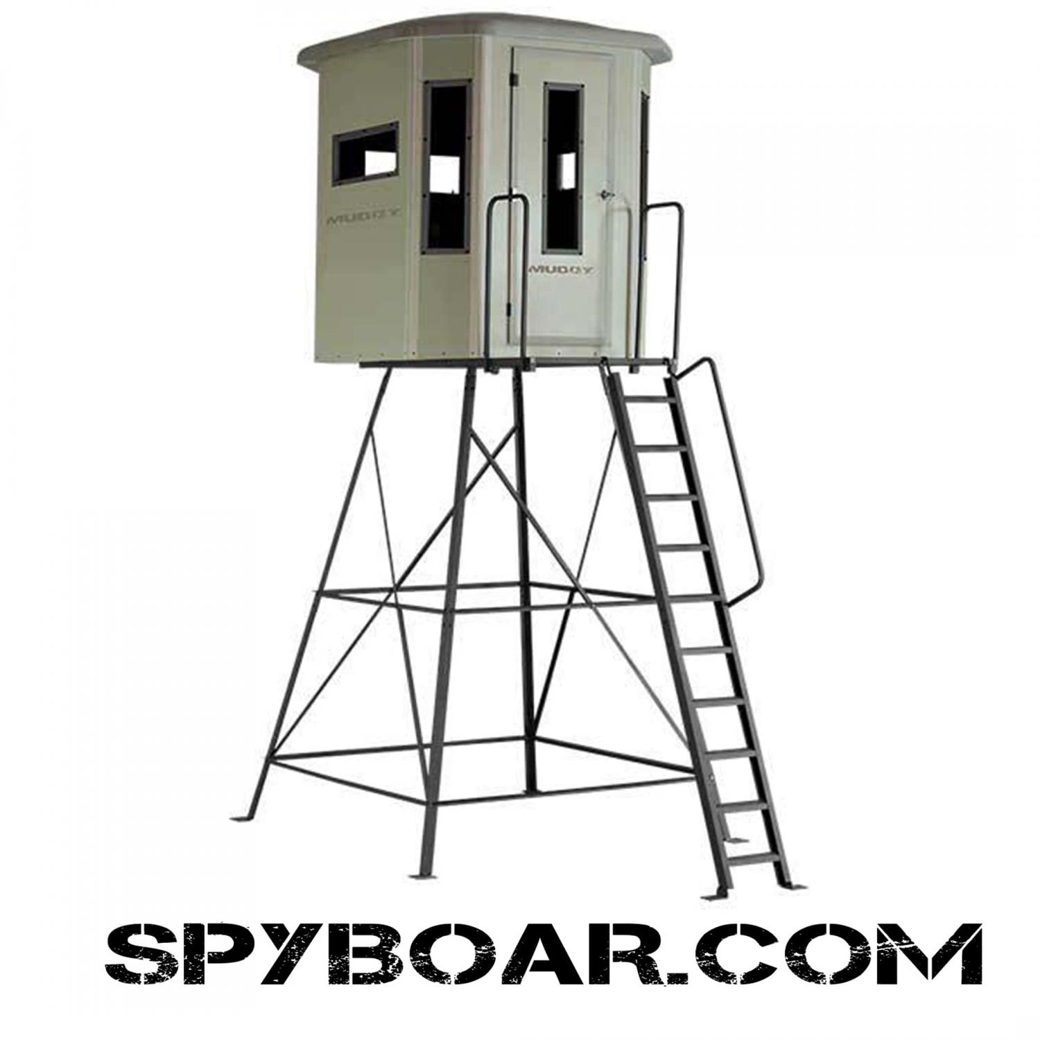 Muddy Box Blind Combo For Hunting