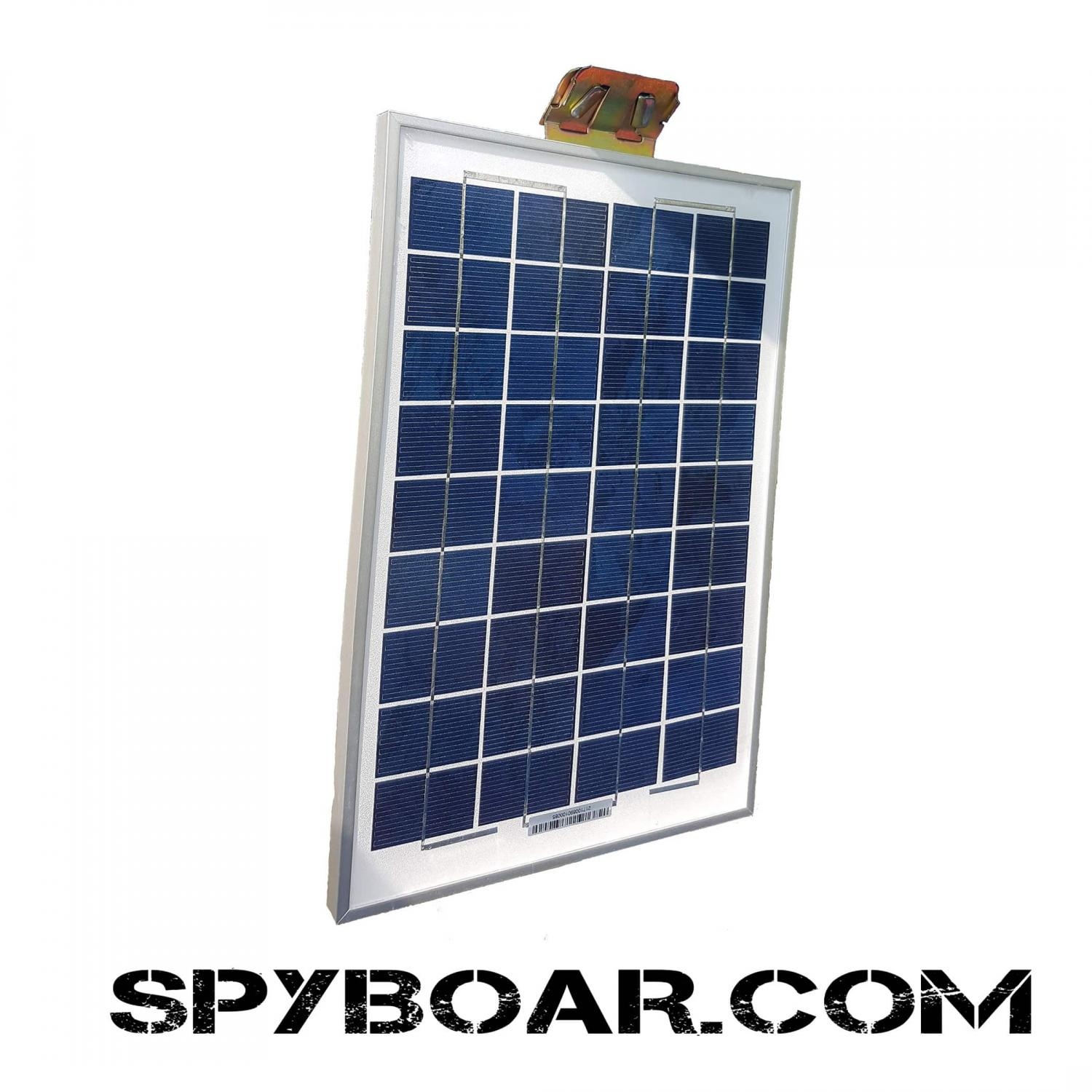 Fixing Plate For Solar Panel 10w Lava