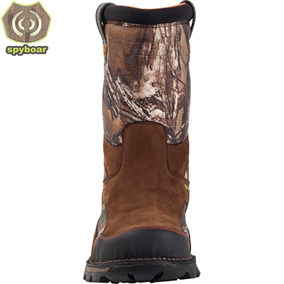 Used  waterproof hunting boots Rocky size 42