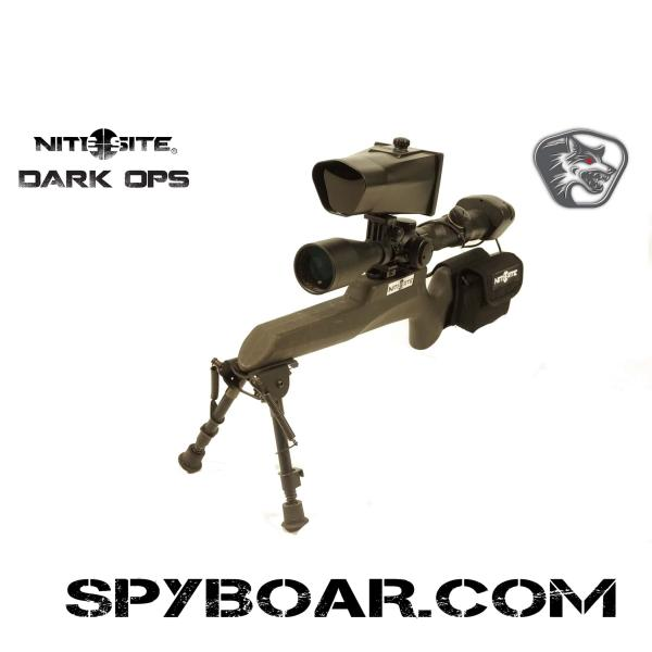 High level night Vision NiteSite-Wolf-Rtek