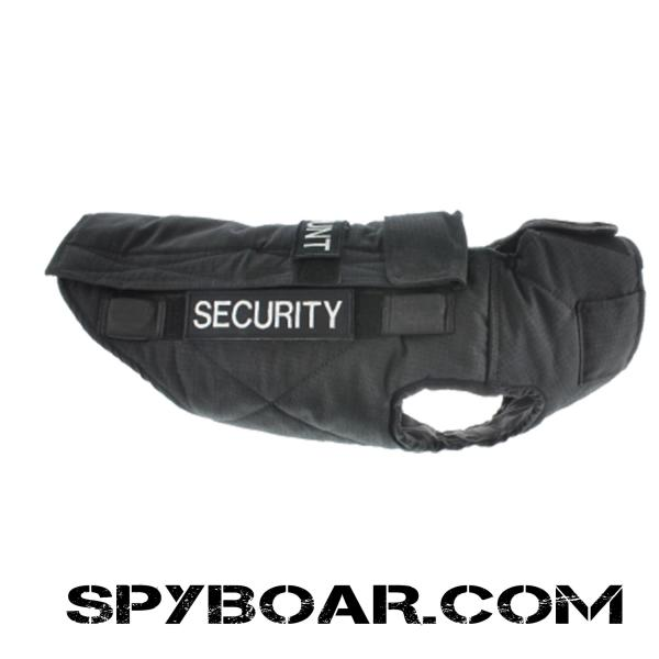 Protective dog vest CaniHunt GILET DEFENDER SECURITY